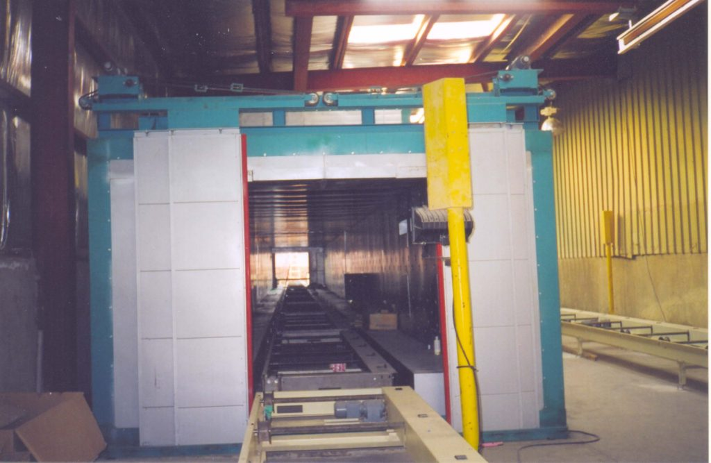 Dipping Ovens