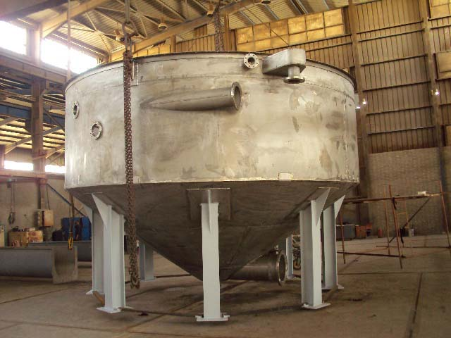 Limed Juice Flashed Tanks for Sugar Industry
