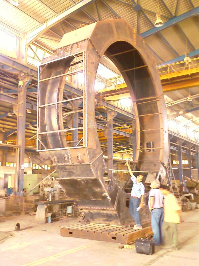 Mill Bearing Supports