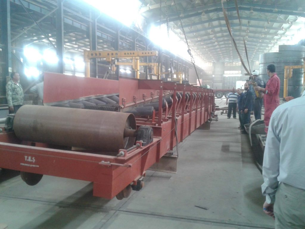 Movable Belt Conveyors