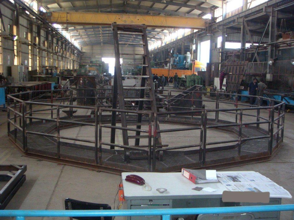 Structural Frame Platforms